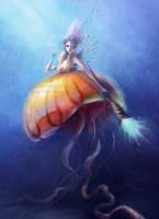 jellywitch by len-yan