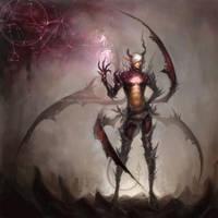 dark omen by len-yan