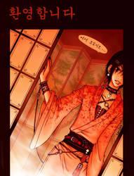 WELCOME by len-yan