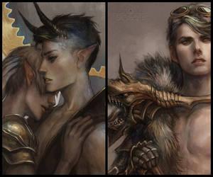 dragonlords by len-yan