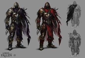 LOTF demonic rogue by len-yan