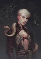 serpent by len-yan