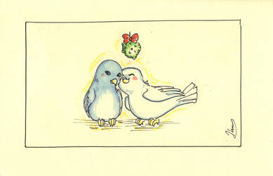 Christmas card design 2 by herby62