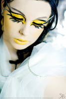 Sunrays on my skin by KiaraBlackPhotograph