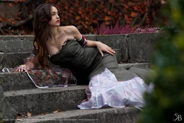 Modern Cinderella by KiaraBlackPhotograph