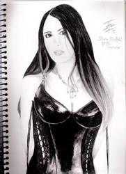 Sharon Den Adel by DarkButSoLovely