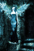 Angel In The Darkness Pt.2 by AlliedArt