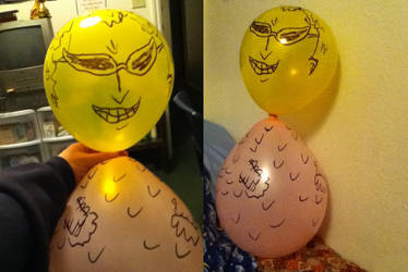 Dofla Balloon by Ryusora
