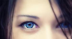 Blue soul window by neodium