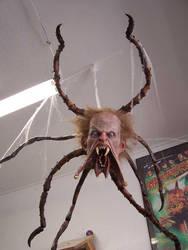 SPIDER HEAD by chuckjarman