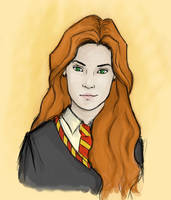 Lily Evans by mesfaiblesses