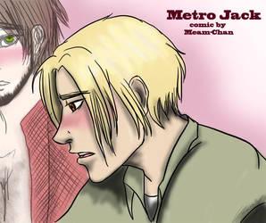 Metro Jack fan art :D by NIGHTMAREFEAST