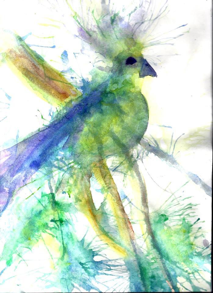 Blue Bird by NIGHTMAREFEAST