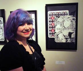 Art Show :D by NIGHTMAREFEAST