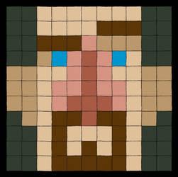 dok's betteo-tiled portrait by dokrobei