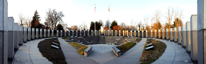 Memorial by electrodiglet