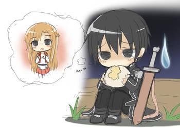 Sword Art Online FA by GreenTeaNeko