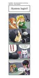 SAO - episode 24 fanart by GreenTeaNeko