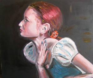 The Elegance by NancyvandenBoom