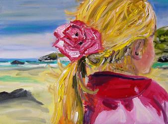 My Irish Rose by NancyvandenBoom