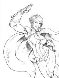 Power Girl 1-08 by timflanagan