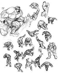 Incredible Hulk 5-09 by timflanagan