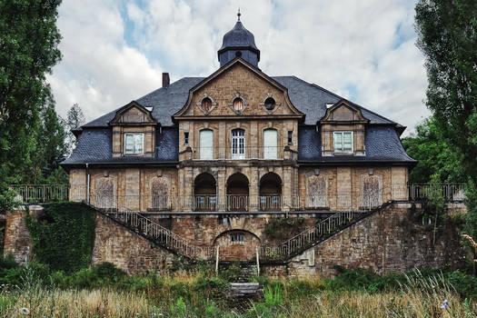 maniac mansion by schnotte