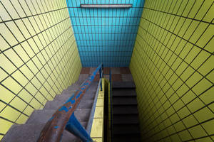 psychedelic tiles by schnotte