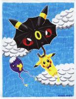 Flying by kisuili