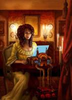 Steampunk Cover Design by JaredDennis