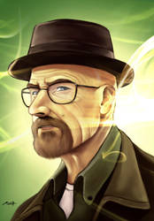 Breaking Bad - Heisenberg by super-badass