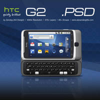HTC G2 .PSD by zandog