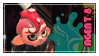 Agent 8 Boy Stamp by StarScout-lost