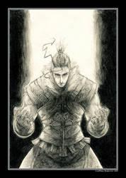 :: Judge of Adonai :: by ninebreaker