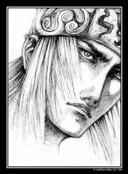 :: Uriah - Hero Portrait :: by ninebreaker