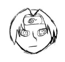 Sasuke Ruff. by thejurkthatiscool
