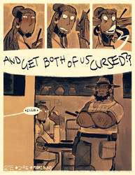 Ghost River pg. 4 by 1ore