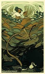 Ghost River: turbid by 1ore