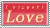 Love Stamp by MissBezz