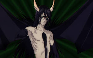 Murcielago Ulquiorra Wallpaper by MissBezz