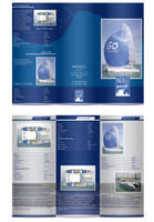 Brochure Indigo Yacht by AmniosDesign