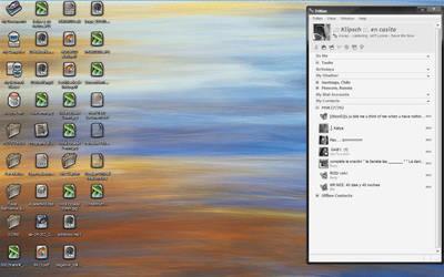 My Desktop by AmniosDesign