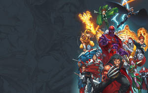 X-Men Age of Apocalypse by pep