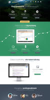 SEO/SEM Agency website by jcd-pl