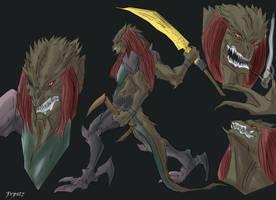 Rival Race the Venumars by Frost7
