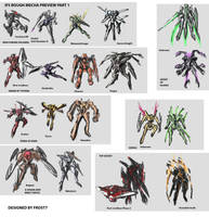 IFS - Mech Previews Part 1 by Frost7