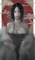 Girl by Juniu21