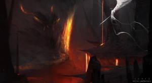 Demon world by Juniu21