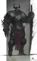 Demon Armor Commission by Juniu21