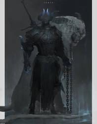 Dark Knight by Juniu21